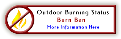 Outdoor Burning Not Allowed