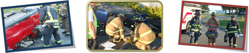 Extrication Picture Montage