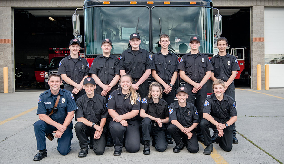 Fire Explorer Group Picture